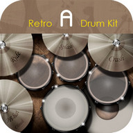 Retro A Drum Kit