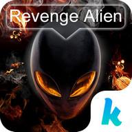 Revenge Alien? Keyboard Theme