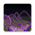 Roller Coaster MCPE map