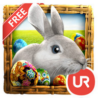 UR 3D Easter Eggs Live Theme