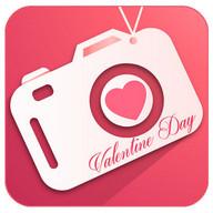 Valentine Photo Sticker