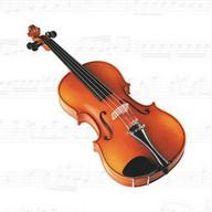 Virtuelle Violine