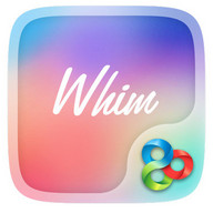 Whim GO Launcher Theme