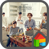 WINNER'S LINE Launcher theme