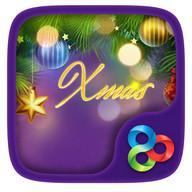 (FREE) X'mas GO Launcher Theme