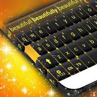 Yellow Keyboard Theme