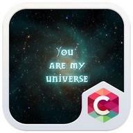 あなた ある 私の 宇宙 テーマ