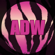Pink Zebra Theme for ADW