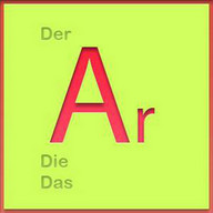 German Article Trainer