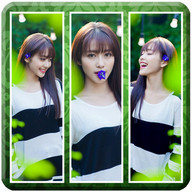 Belle photo Grille Collage