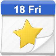 Blik Calendar Widget