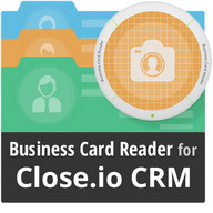 Business Card Reader for Close.io CRM