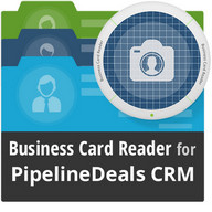 Business Card Reader for PipelineDeals CRM