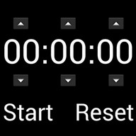 Countdown Timer and Stopwatch