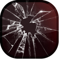 Cracked Screen Prank LWP
