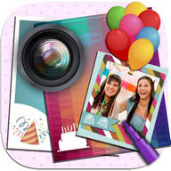 photo frames birthday cards
