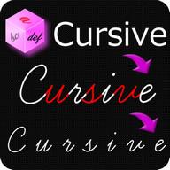 Cursive Converter
