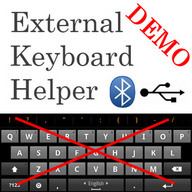 External Keyboard Helper Demo