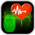 Fingerprint Heartbeat Prank