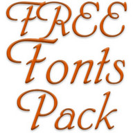 Free Fonts 50 Pack 19