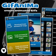 GifAniMa create animated Gifs