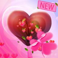 Valentine Heart Launcher Theme