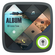 (FREE)Album GO Locker Theme