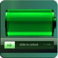 Go Locker Green Lockerscreen