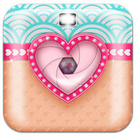 Heart Photo Frames and Effects
