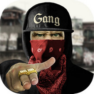 Instant Gangsta Photo Montage