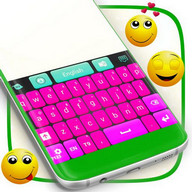 New Color Keyboard Theme