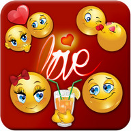 Love Chat Stickers & Heart Stickers