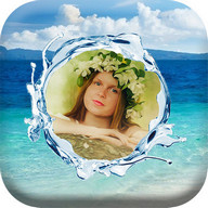 Lovely Water Photo Frames