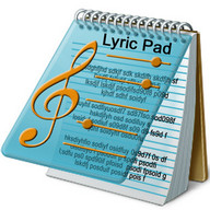 Lyric Pad FREE.