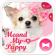 Dog Wallpaper Me and My Puppy