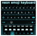 Neon Emoji Keyboard