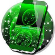 Teclado de neón para Galaxy S3