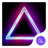 Shine Glitter Neon APU'LAR şık tema