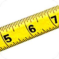 Prime Ruler - length measurement by camera, screen