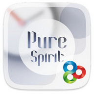 Pure Spirit GO Launcher Theme