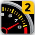 Race Clock2 Widget