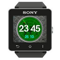 Radar clock Smartwatch 2