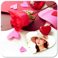 Romantic Photo Frame