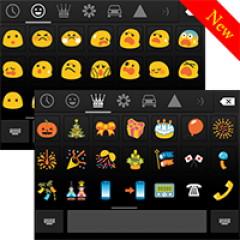 Cute Emoji Keyboard - Emoticons