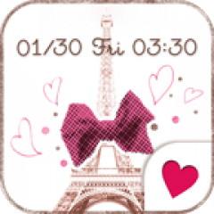 sweet paris[Homee ThemePack]