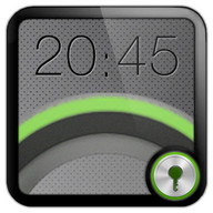 Sense Green Go Locker theme
