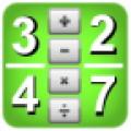 Simple Fraction Calculator