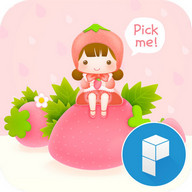StrawBerry Fairy theme