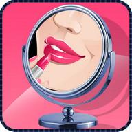 Stylish Fashion Makeup Mirror