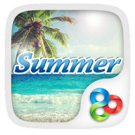 Summer GOLauncher Theme